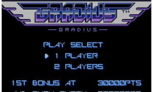 【秀作発掘】 『グラディウス(PCエンジン版)』――1.9.9.1. PCエンジンニ、グラディウス ガ ヤットキタ!