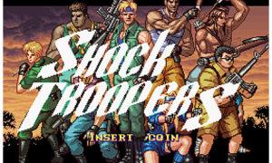 【戦場発掘】 『ショックトルーパーズ』――100メガショックな戦場で、バルカンチームのトルーパーたちよ、撃って撃って撃ちまくれ!
