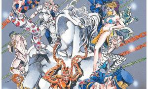 【名作発掘】『ジョジョの奇妙な冒険(PS版)』――精密な原作表現と、豪快なゲームアレンジの二面性を持つ『星』のカード。