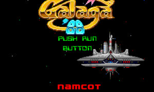 【良作発掘】『ギャラガ'88』(PCエンジン)――シンプルなゲームデザインに集中して自分だけの戦場のドラマを思い描け!