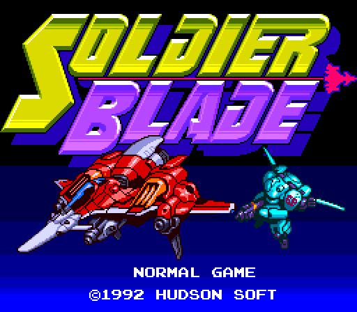 【名作発掘】『ソルジャーブレイド』――ついに見せたハドソンの本気!PCエンジンキャラバンシューティング最終形態にして最高傑作!