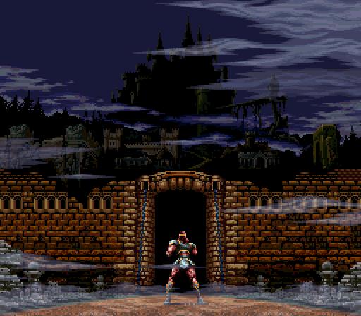 【ウラ技】『悪魔城ドラキュラ』(スーパーファミコン)のウラ技一覧