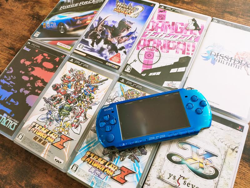 【読者参加企画】PSPの自分的には面白いと思っているおすすめゲームを教えて!