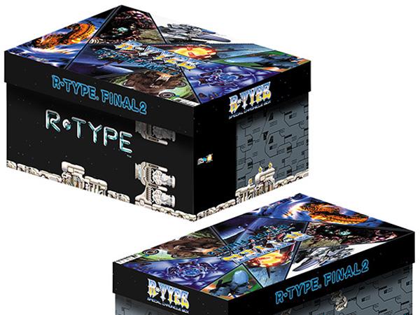 【NEWS】『R-TYPE Final 2』が4/29に発売されますが、通常版、限定版、『Special Chronicle BOX』の違いをまとめてみた件