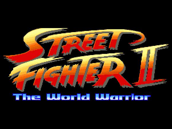 【コマンド表】『ストリートファイターII The World Warrior』の全キャラのコマンド表