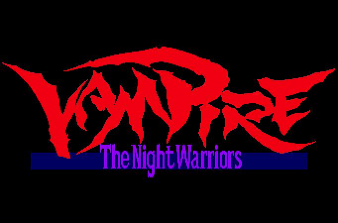 【コマンド表】『ヴァンパイア The NightWarriors』の全キャラのコマンド表