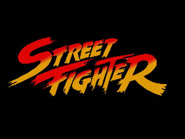 【コマンド表】『ストリートファイター』のリュウとケンのコマンド表(いらないと思うけど)