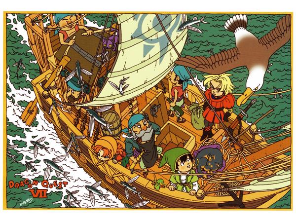 【惜作発掘】『ドラゴンクエストVII エデンの戦士たち』――あの頃のテレビの前の勇者たちに送る、残酷と勇気のオトナの童話!