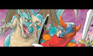 【名作発掘】『ドラゴンクエスト』(ファミコン)――地味というなかれ!一人旅の危険とロマンと面白さを教えてくれる、そこはアレフガルド!
