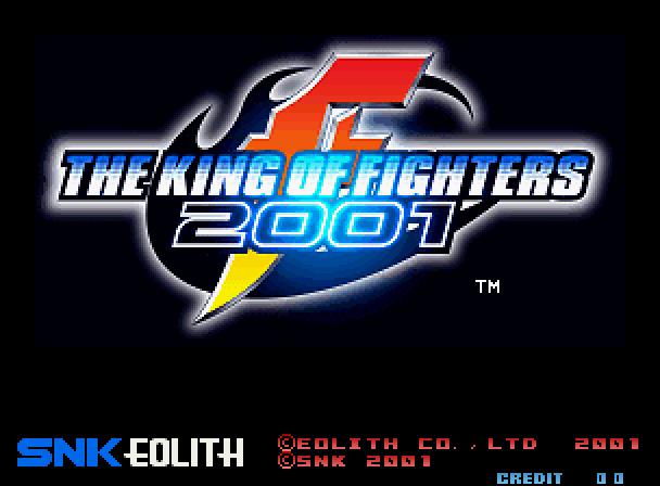 【コマンド表】『ザ・キング・オブ・ファイターズ2001』の全キャラのコマンド表