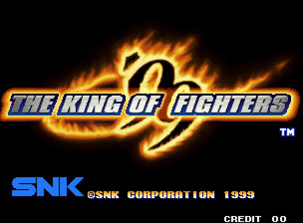 【コマンド表】『ザ・キング・オブ・ファイターズ'99』の全キャラのコマンド表