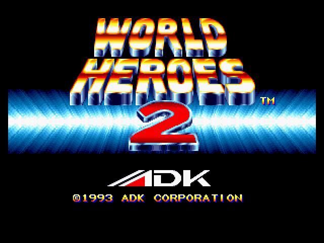 【コマンド表】『ワールドヒーローズ2』の全キャラのコマンド表