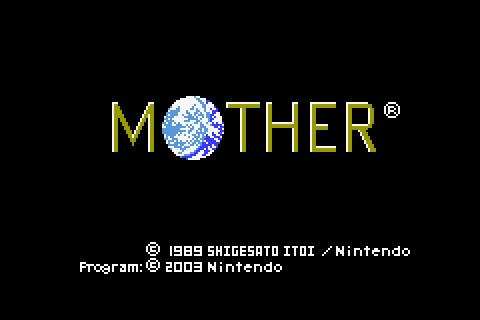 【ウラ技】『MOTHER』(ファミコン)のウラ技一覧