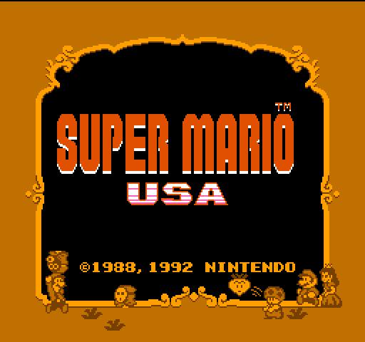 【ウラ技】『スーパーマリオUSA』(ファミコン)のウラ技一覧