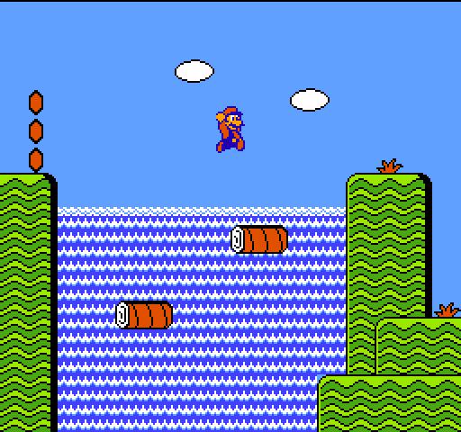 【良作発掘】『スーパーマリオUSA』(ファミコン)――海外版『2』を逆移植!隠れた良作『夢工場ドキドキパニック』がマリオシリーズに参画したぞ!