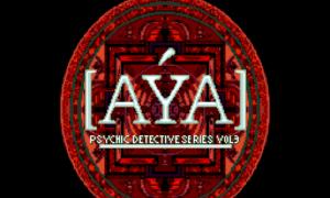 【ウラ技】『AYA サイキック・ディテクティブ・シリーズvol.3』(PCエンジン)のウラ技一覧